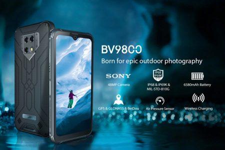 Blackview BV9800 Rugged Phone