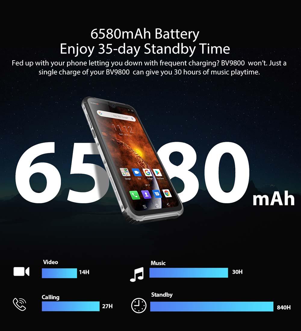 buy Blackview BV9800 Rugged Phone
