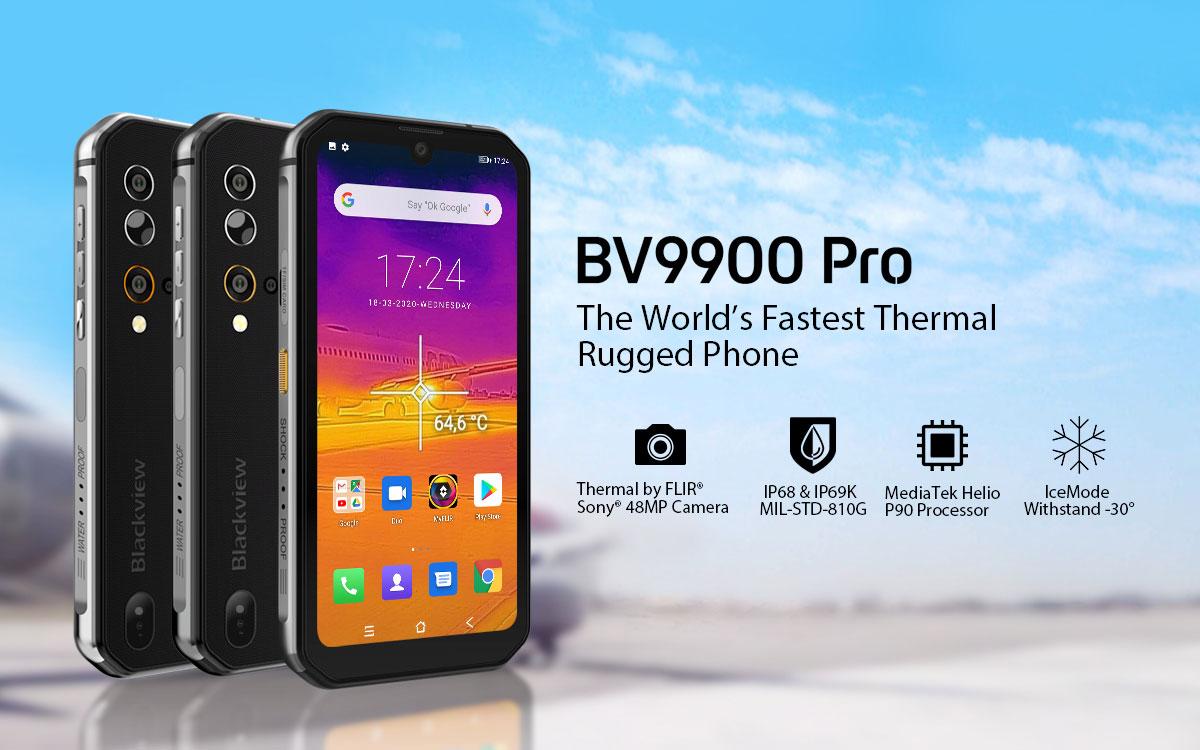 Buy Blackview BV9900 pro